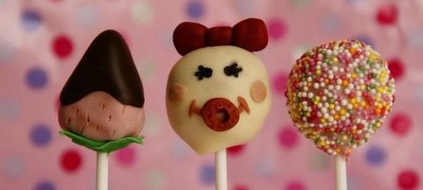 кейк попс пирожные на палочке новинка модная тенденция в кондитерском исскустве