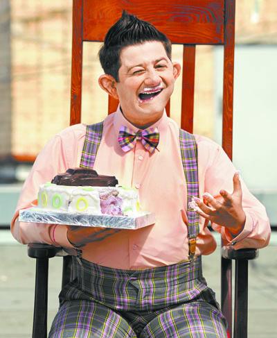 торт и сладости из фильма про карлсона