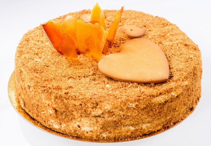 медовый торт кейкс бай
