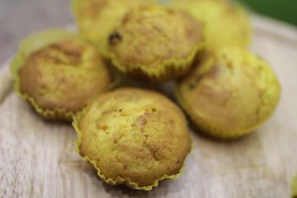 тыквенные кексы простой рецепт