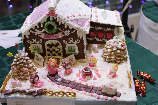 пряничный домик cakes.by