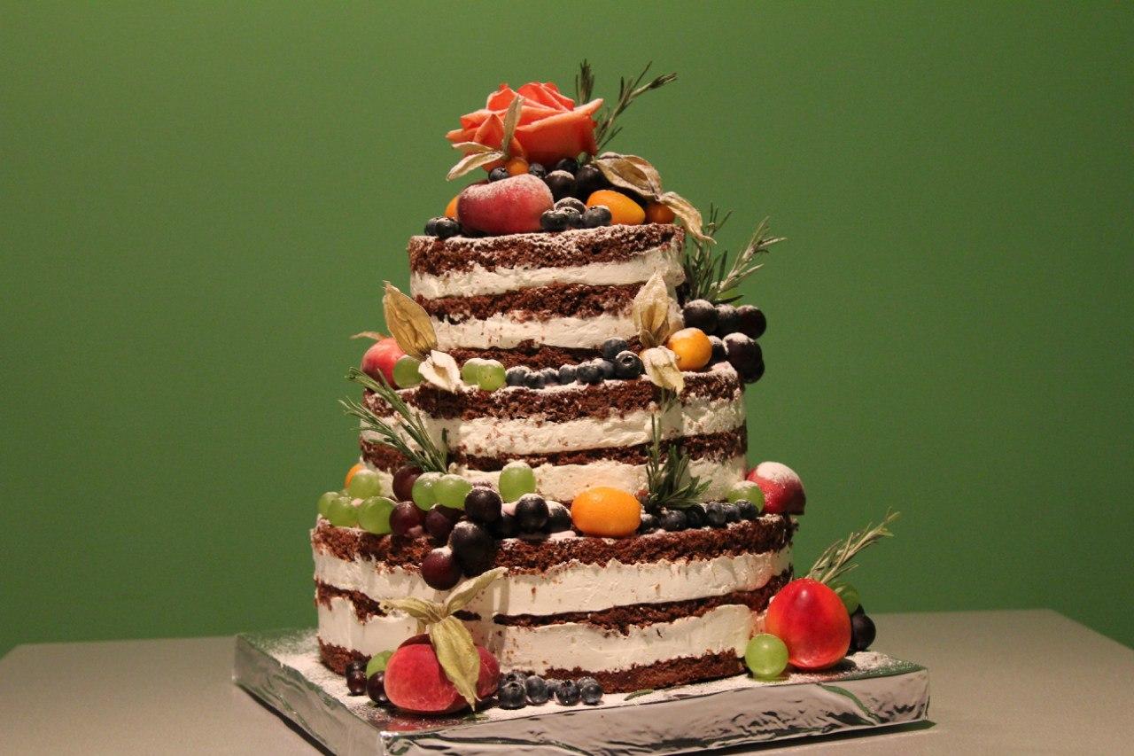 Заказать торт свадебный в минске