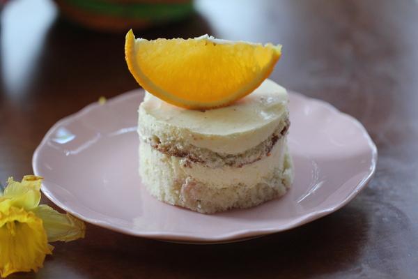 начинка мини торт