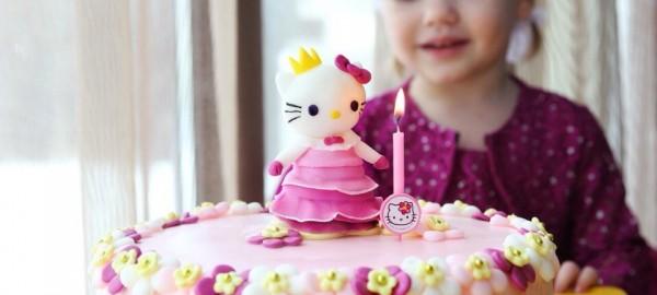 торт с кошечкой хелоу китти торт на заказ