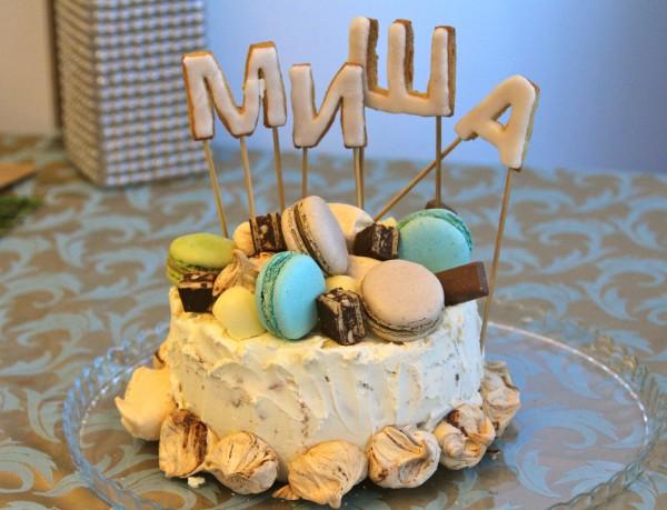 торт декор домашний торт