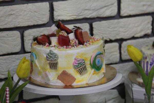 торт без белка