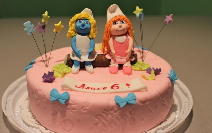 Торт 1 год свадьбы фото 6