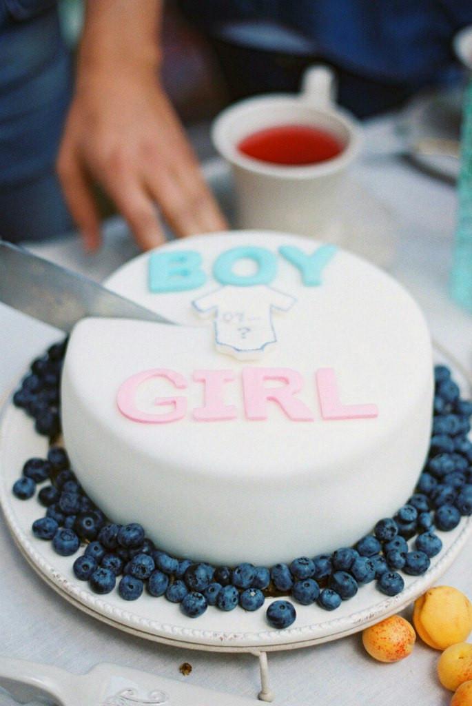 мальчик или девочка торт фото