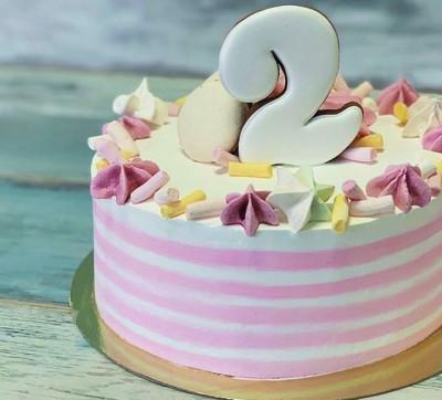 Тортик малышу