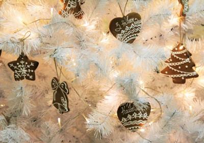 Пряники традиционные Новогодние
