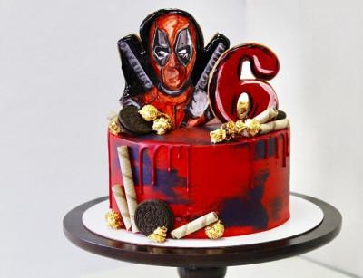 "Торт ""Spiderman"""
