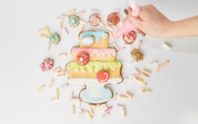 """Интерактивные сладости """"Тортик"""""""