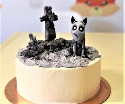 Торт «Франкенвини»
