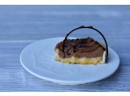 Тарт Маракуйя-темный шоколад