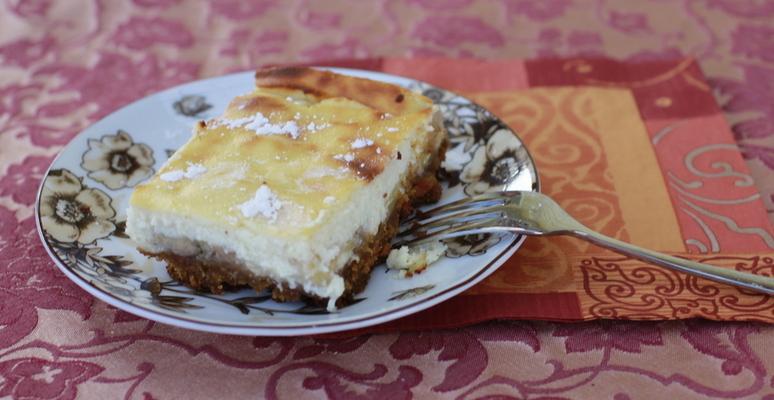 вкусный десерт из творога