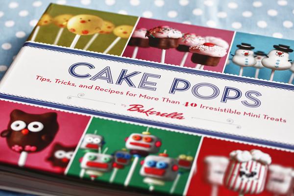 книга о кейк попс