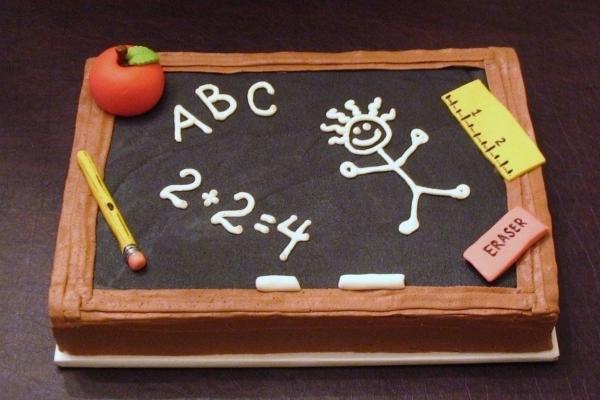 торт для учителя подарок на день учителя