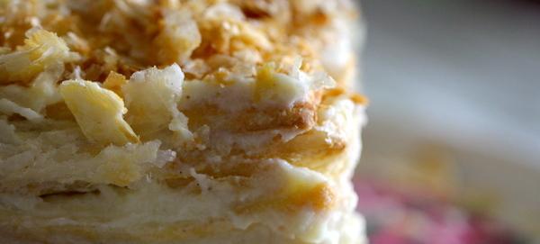 торт наполеон быстро и просто и вкусно с кремом вкусная выпечка на заказ минск