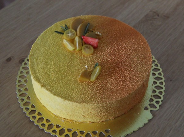 торт без мастики на заказ