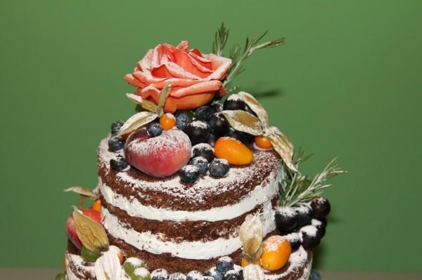 нейкед кейк голый торт в минске