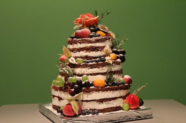 голый торт минск на заказ