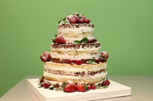 натуральный торт