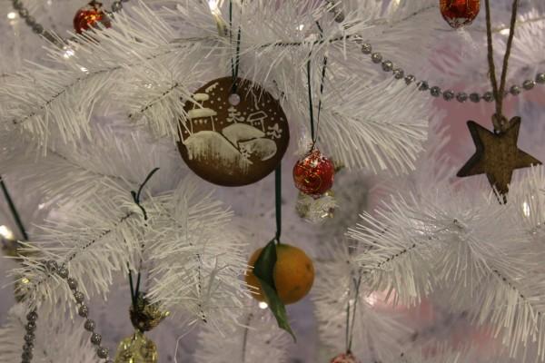 пряники на елку оригинальный подарок