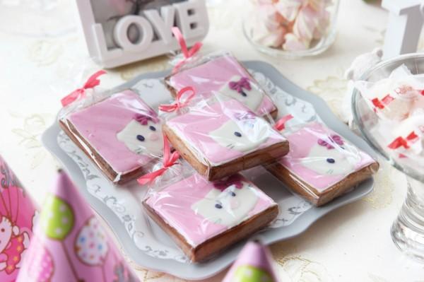 печенье с росписью айсинг глазурь хелоу китти
