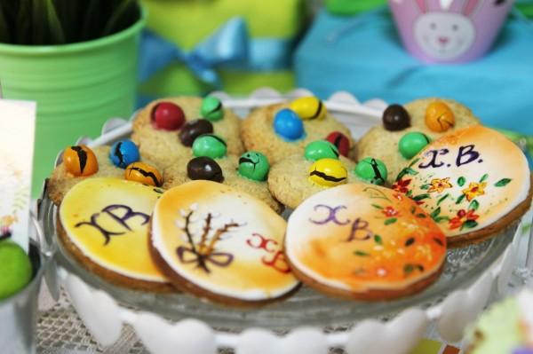 пряники расписные и печенье