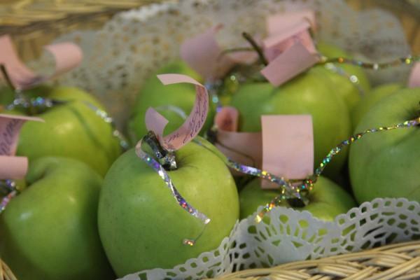 яблоки здоровья