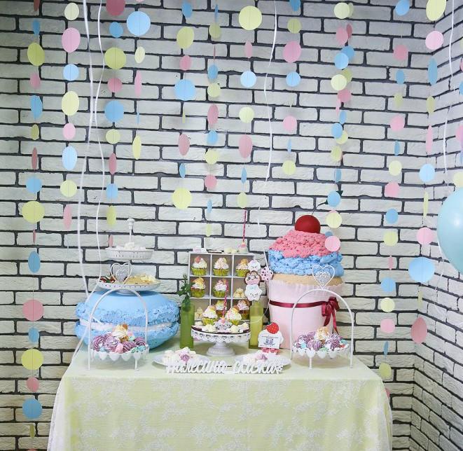сладкий стол кенди бар