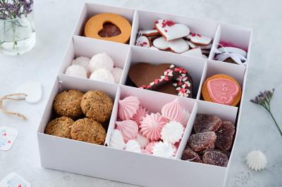 Большой набор печенья