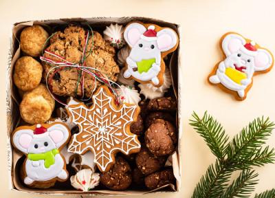 Набор печенья маленький