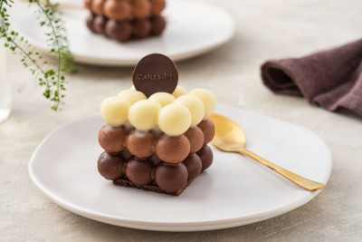 """пирожное """"Три шоколада"""""""