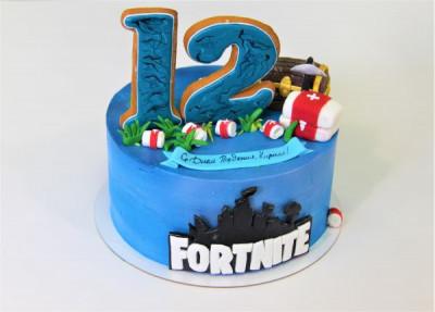 """Торт """"Fortnite"""""""