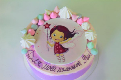 Тортик для маленькой феи