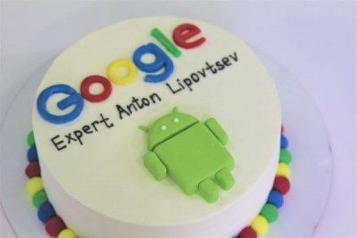 "Торт ""Google"""