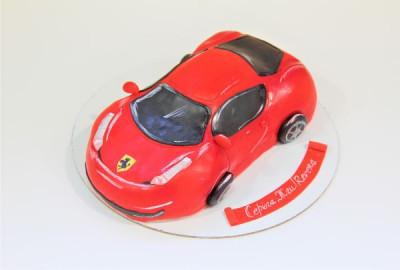 """3Д торт """"Феррари"""""""
