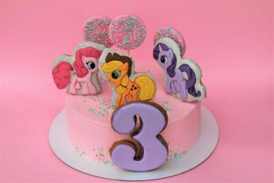 """Торт """"My Little Pony"""""""