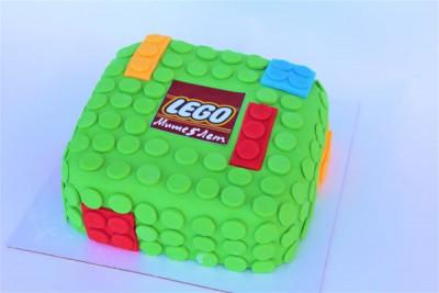 """Торт """"Lego"""""""