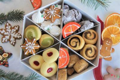 Набор печенья средний