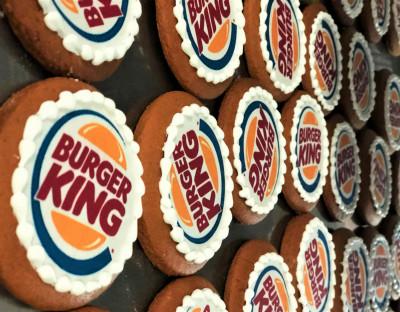 "Пряник ""Burger King"""