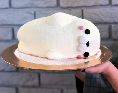 """Арт-торт """"Морской котик"""""""