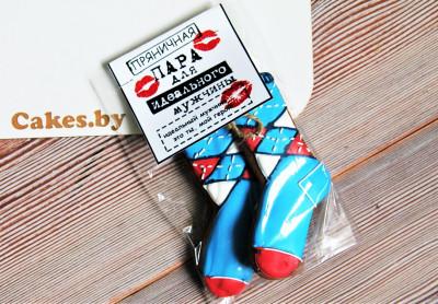 Пряничные носочки