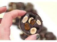 Медальоны из шоколада
