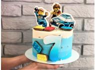 Торт Lego