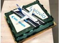 Корпоративный торт для
